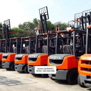 Forklift Toyota Jakarta 3 Ton Diesel