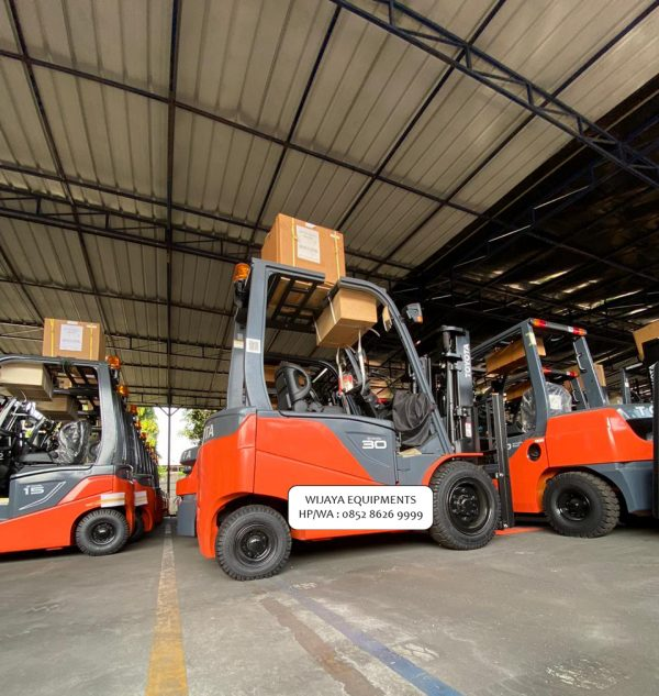 Harga Forklift Toyota Jakarta 3 Ton Diesel