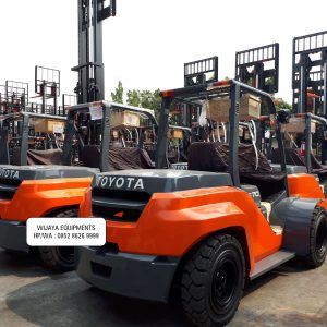 Harga Forklift Toyota Jakarta