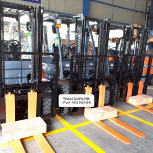 Harga Forklift Toyota Semarang