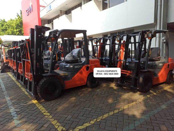 Jual Toyota Forklift Harga Murah Surabaya