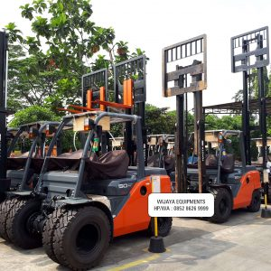 Forklift Toyota Pandaan Harga Murah