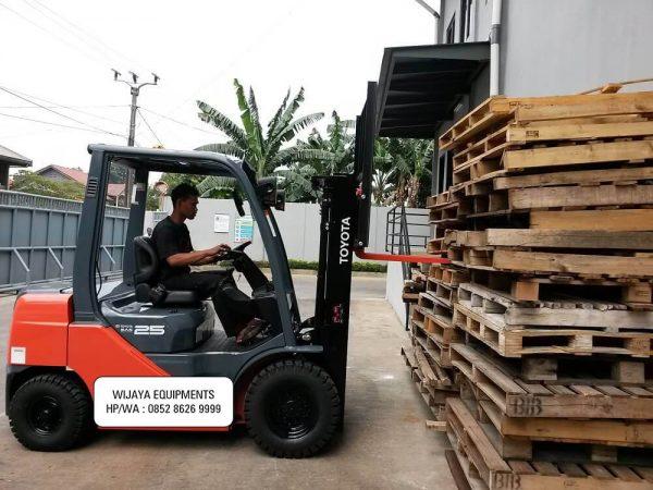 Forklift Toyota Promo Sidoarjo