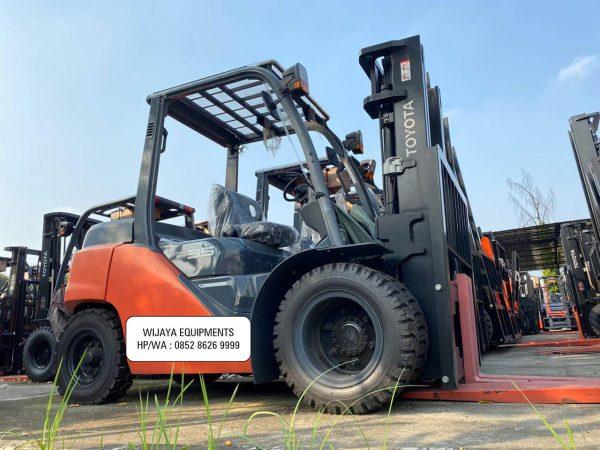 Harga Forklift Toyota 3 Ton