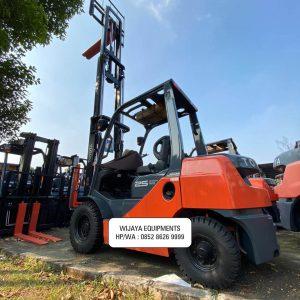 Harga Forklift Toyota 2 Ton