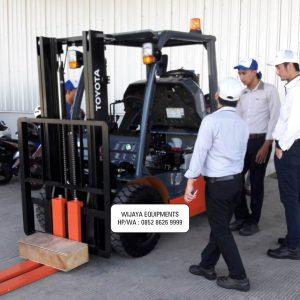 Toyota Forklift Gasoline 3 Ton