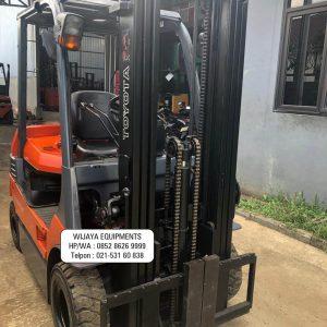 Forklift Toyota Harga Terbaru September 2020