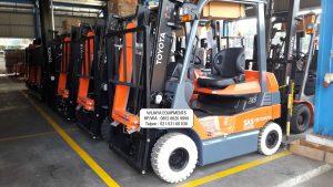 Forklift Toyota Jakarta 2020