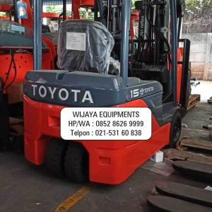 Forklift Electric Toyota 2 Ton